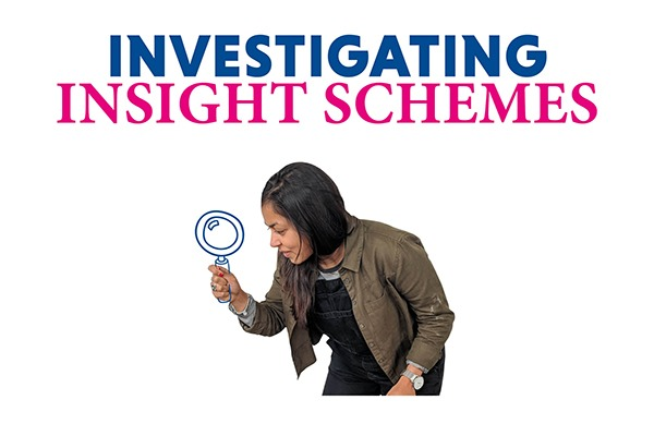 Investigate Insight Schemes